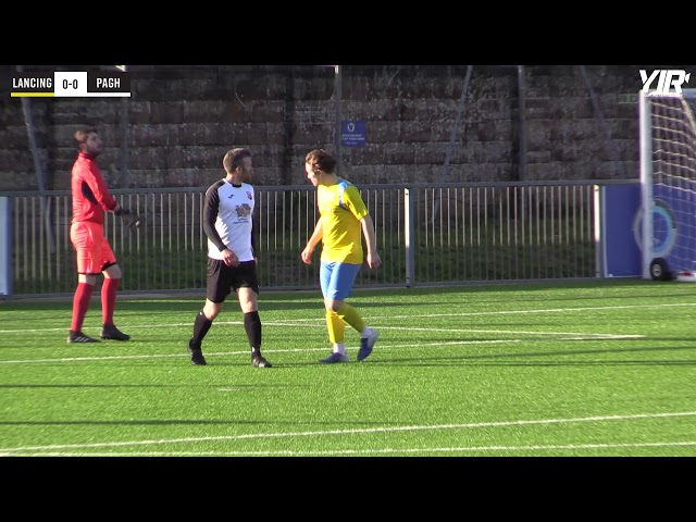 Highlights: Lancing 2 Pagham 1 (League)