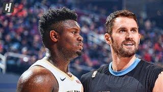 New Orleans Pelicans vs Cleveland Cavaliers - Full Highlights | January 28 | 2019-20 NBA Season