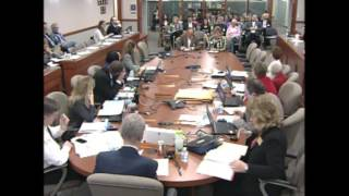 Michigan State Board Of Education Meeting For May 14, 2013 - Afternoon Session