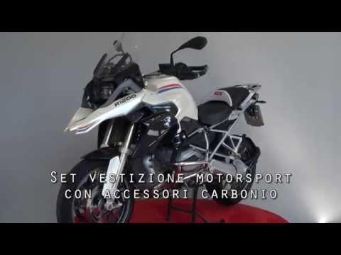 Bmw gs 1200, Carene colorazioni vestizione parafango serbatoio accessori carbonio plexiglass selle