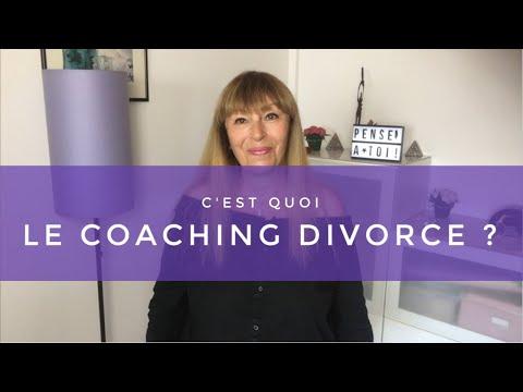 Le coaching divorce c'est quoi ?