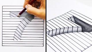20 thủ thuật vẽ dễ dàng và thú vị