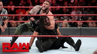 The Shield vs. Baron Corbin & AOP: Raw, Sept. 24, 2018 - Video Youtube