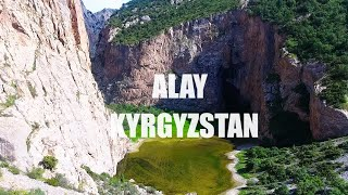 This is Kyrgyzstan, Alay district