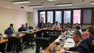 Commissione Autonomia. I lavori per l'inquadramento dei dipendenti Forestas.