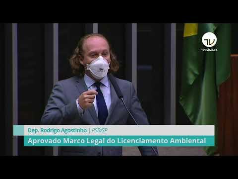 Aprovado Marco Legal do Licenciamento Ambiental – 13/05/21