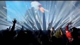 Drake VS Eminem 2016 DETROIT #summersixteentour