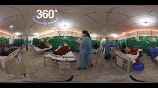 360°動画VRで体験するロヒンギャ難民キャンプの暮らし国境なき医師団