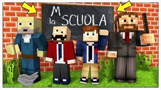 LA NOSTRA VITA A SCUOLA! - Minecraft ITA