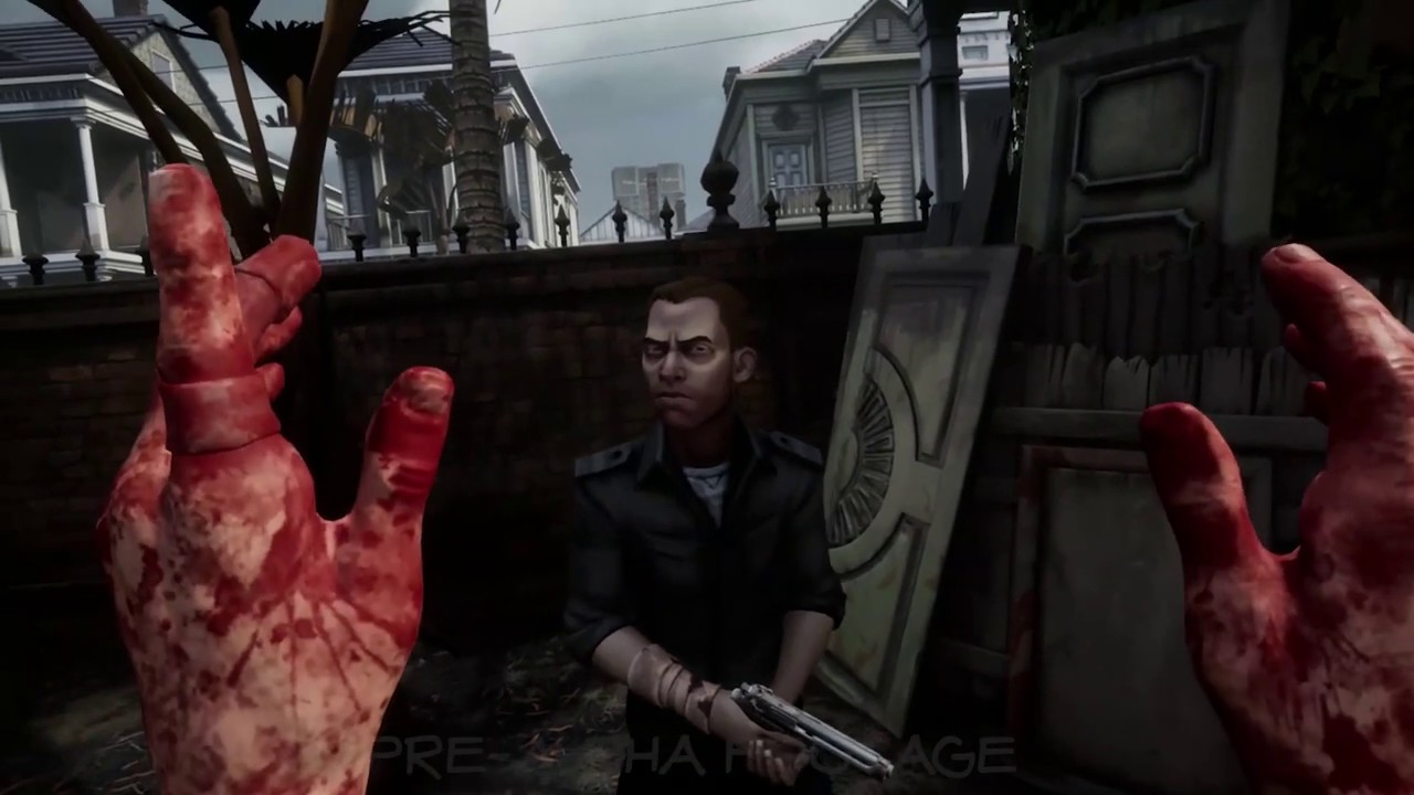 The Walking Dead Saints & Sinners - Gameplay