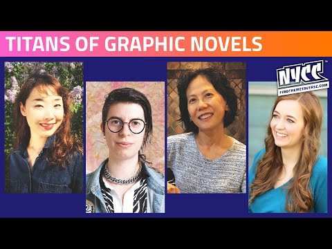 Titans of Graphic Novels