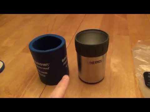 Thermos Stainless Steel Can Insulator (2700) Review