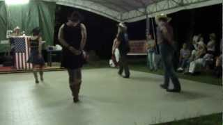 preview picture of video '28-07-2012 Monteveglio - Jig It Up Line Dance'