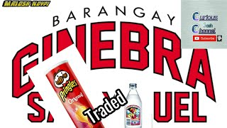 News: Stanley Pringle Traded To Ginebra | PBA Trades
