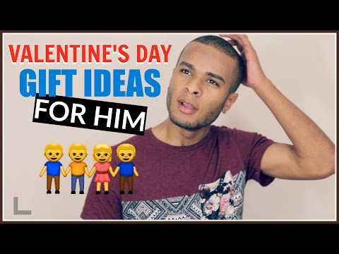 WHAT TO GET YOUR BOYFRIEND FOR VALENTINE'S DAY | Blair Thompson