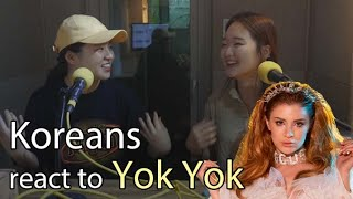 Koreans React To Yok Yok (Feride Hilal Akın) MV