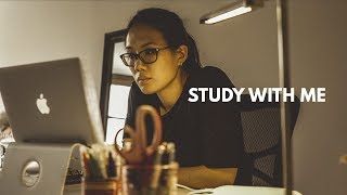 STUDY WITH ME (with music) 2.5 HOURS POMODORO SESSION!