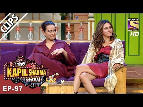Download Bumper Meets Sonakshi Sinha & Pretty Shibani - The Kapil Sharma Show - 15th Apr, 2017 HD Mp4 3GP Video and MP3