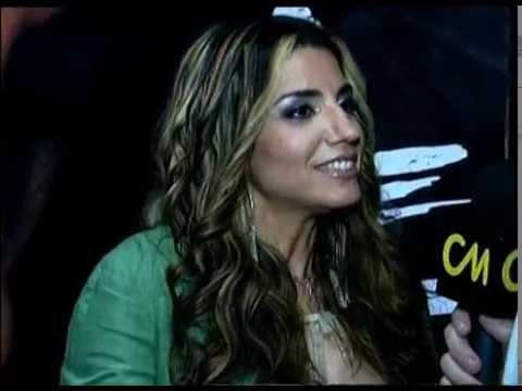 Lena video Argentina 2005 - Entrevista CM 2005