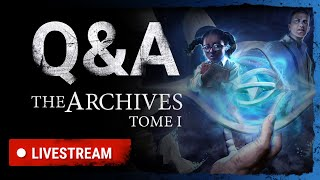 Dead by Daylight   Live Q&A (Very Spooky)