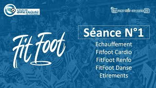 Fitfoot : Séance 1