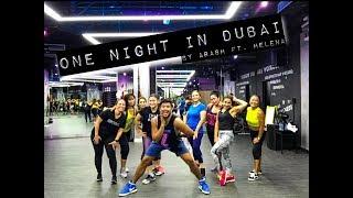One Night in Dubai by Arash Ft. Helena | Zumba Fitness | Masterjedai