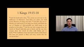 Dealing With Discouragement – Pastor Lee Yew Meng