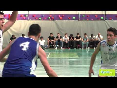 Final Júnior San Cernin VS Burlada Cámara Lenta (1)