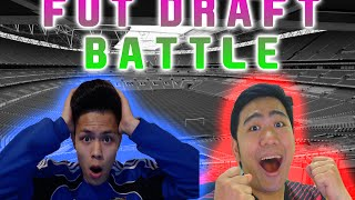 วันนี้มาแข่งกันในFUT DRAFT - FIFA 16 'FUT DRAFT BATTLE' INAT94 VS FIFA TARGREAN