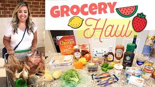 HEALTHY GROCERY HAUL 2019 | SHOP WITH ME | JESSICA O'DONOHUE