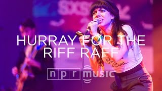 Hurray For The Riff Raff: Live At SXSW 2017 — FULL CONCERT | NPR Music
