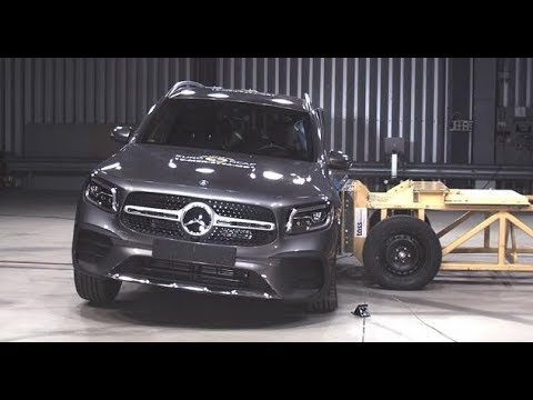 2020 Mercedes GLB Crash Test/Safety Rating