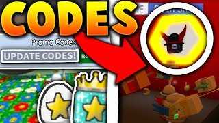 ALL SECRET *NEW* UPDATE CODES ON ROBLOX BEE SWARM SIMULATOR (**FREE ITEMS**)