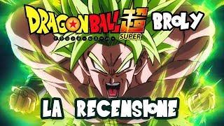 Dragon Ball Super Broly: Recensione del nuovo film di DB
