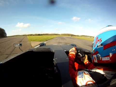 Westfield IRacer Track Test