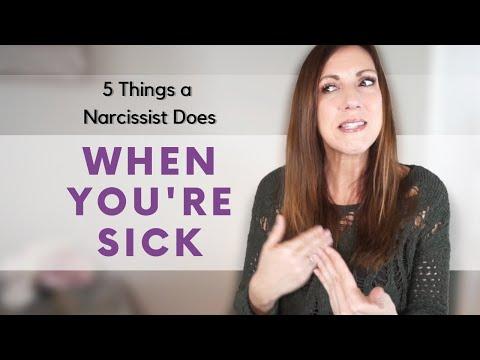 5 Manieren waarop een narcist met jou omgaat als je ziek bent