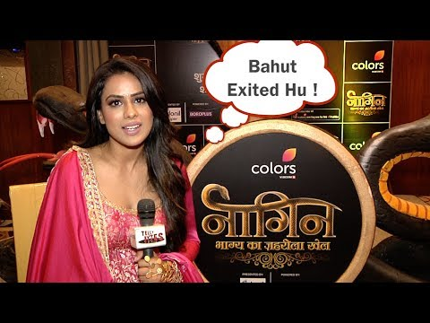 Nia Sharma Talking About her Excitement In Naagin franchise| Colors Tv