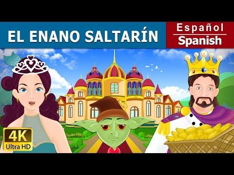 El Enano Saltarin   Cuentos para dormir   Cuentos Infantiles   Cuentos De Hadas Españoles