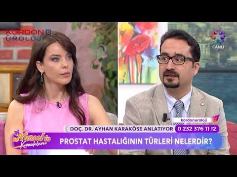Ayhan Karaköse - Prostat Kanseri - Nurselin Konukları Star TV