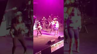 Chanté Moore performing Real One on Valentine's Day in Atlanta, Ga