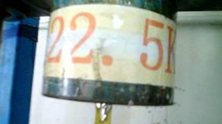 ACB060 54 12K AA车架冲击测试视频2011 11 1100 4946