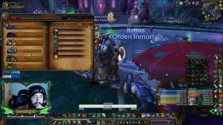 [ES] WORLD OF WARCRAFT | BASTION NOCTURNO HC - NUEVA RAID 6/10