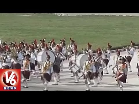 PM Modi Attends National Cadet Corps (NCC) Rally In Delhi | V6 News