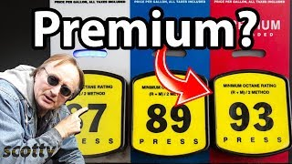Should You Buy Premium Gas for Your Car? Myth Busted