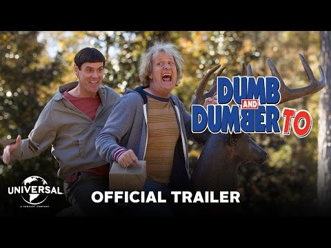 Dumb and Dumber To Movie Trailer