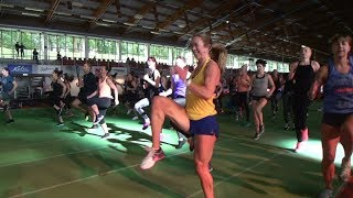 LesMills BodyAttack 98 (4) | Reebok Fitness Festival 2017 | Mix