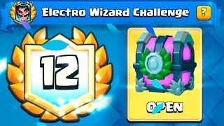lava hound balloon op electro wizard challenge 12 win deck