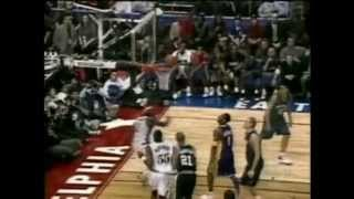 2002 NBA All-Star Game Best Plays