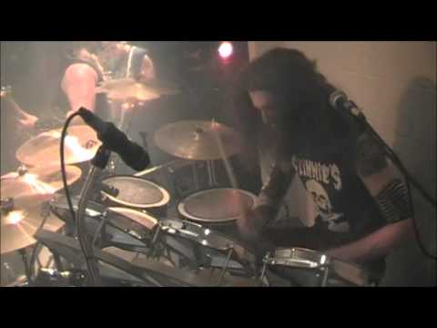 "Possessor - ""City Built with Skulls"" (2 Cam Mix) Live at Thrashing Metal Hell 666"