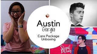 Austin Giorgio Care Package Unboxing